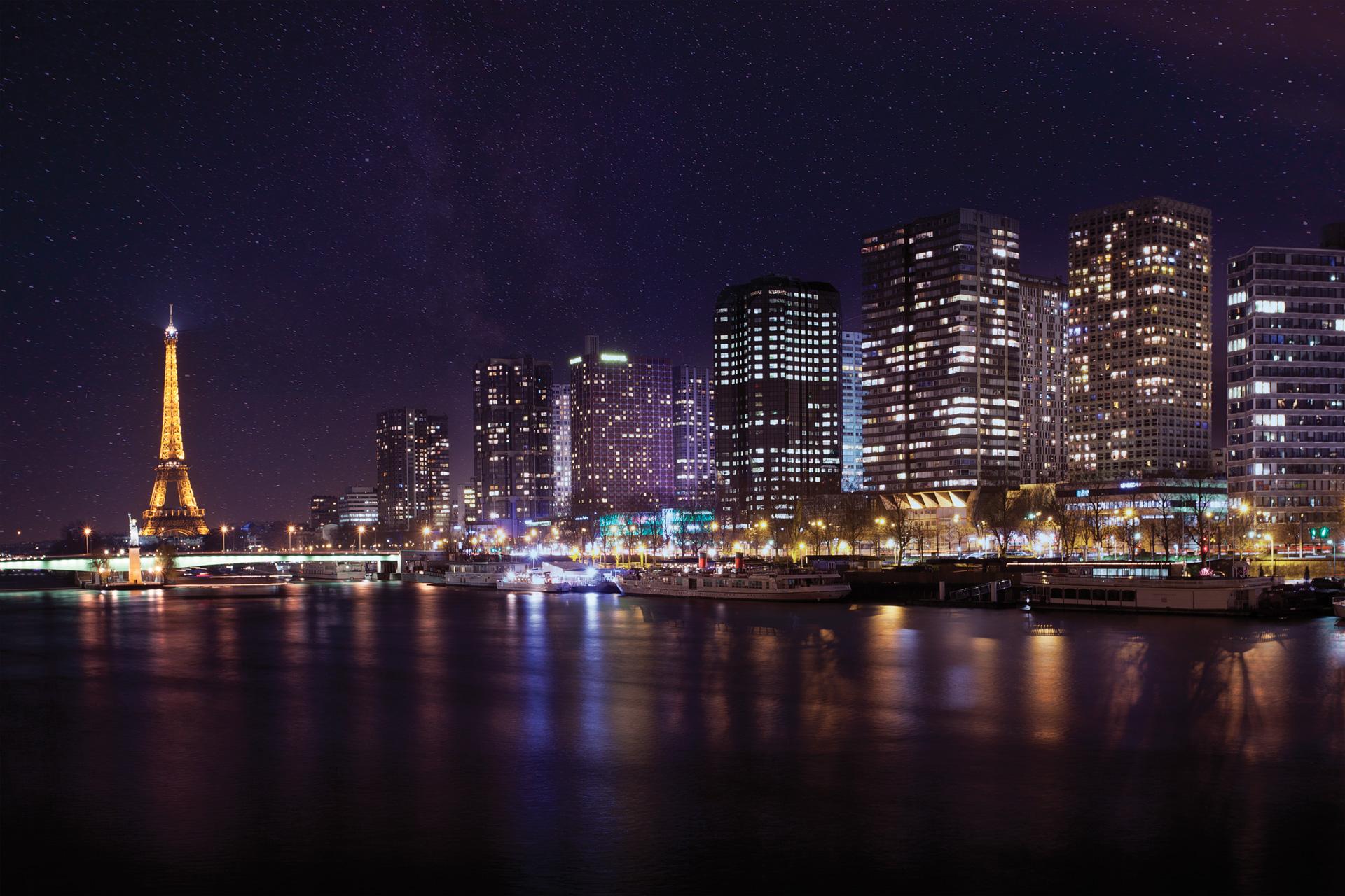 Night Lights - 2014 - Geoffrey Mitre Photographie
